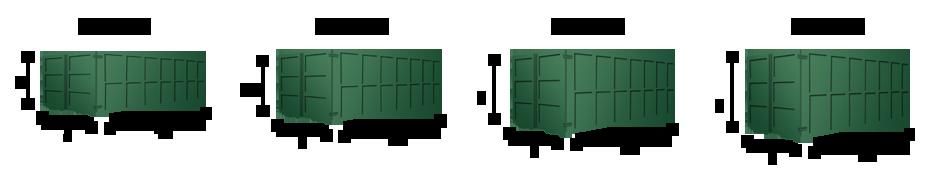 dumpster-rental-sizes